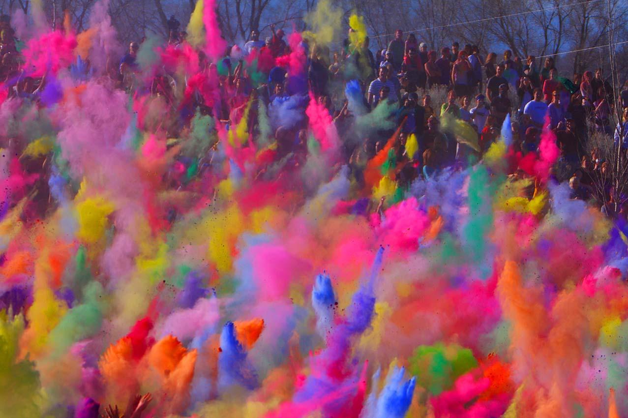 Festa dei colori - India