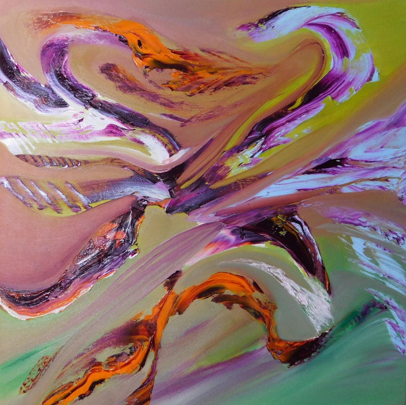 Continuum I, dipinto by Davide De Palma