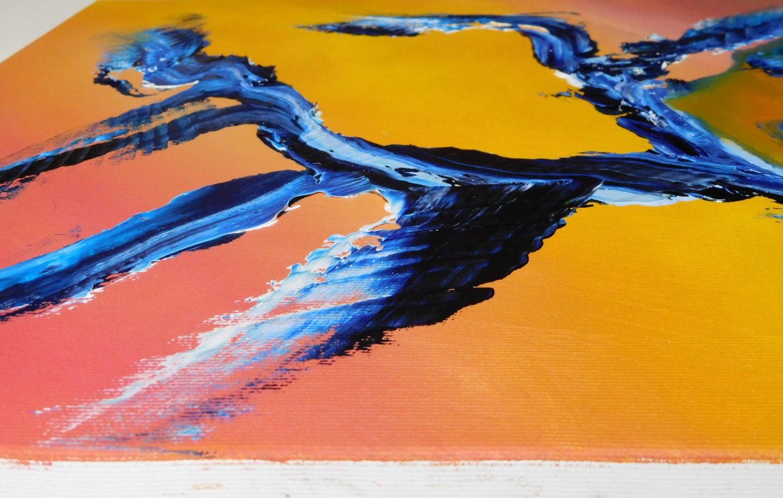 Continuum II olio su tela-min