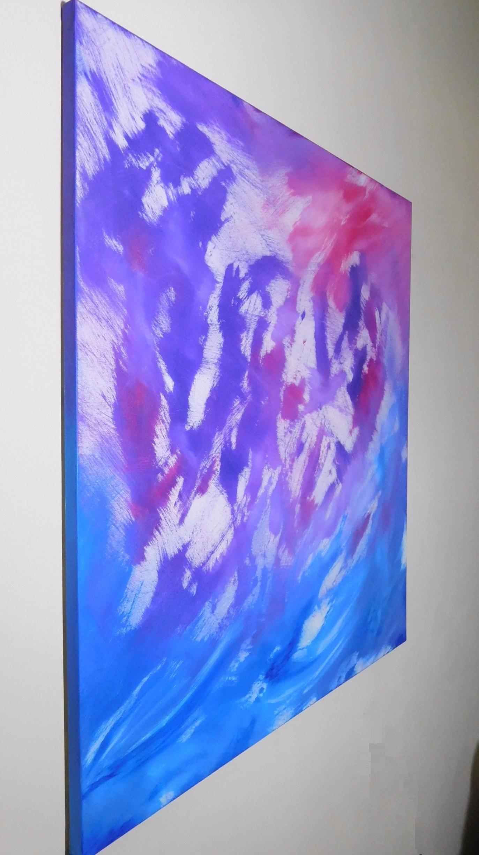 Essence, quadro acrilico su tela 03