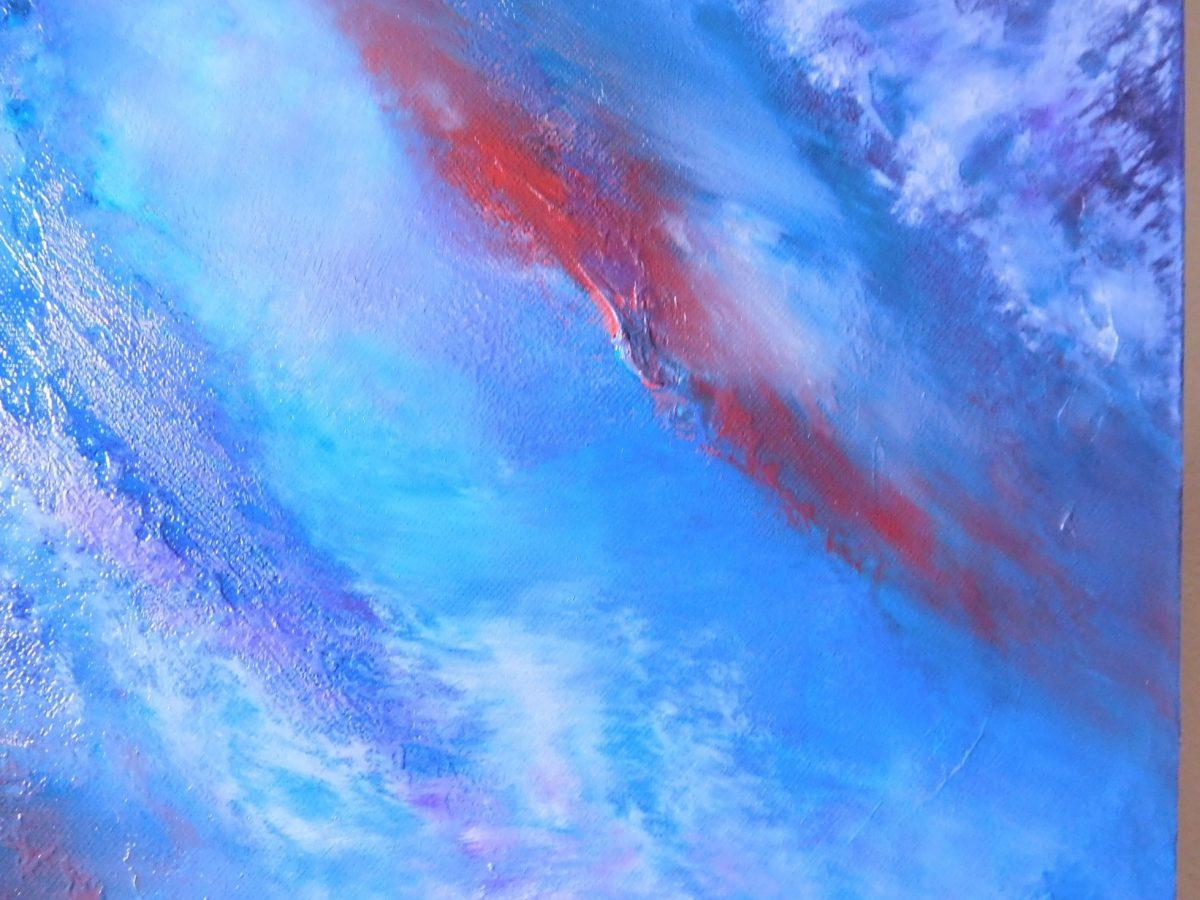 Nebula olio su tela 02-min