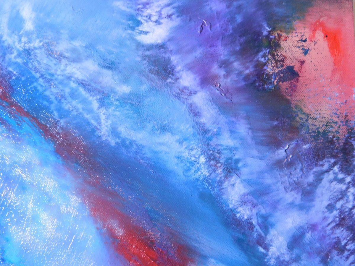 Nebula olio su tela 03-min