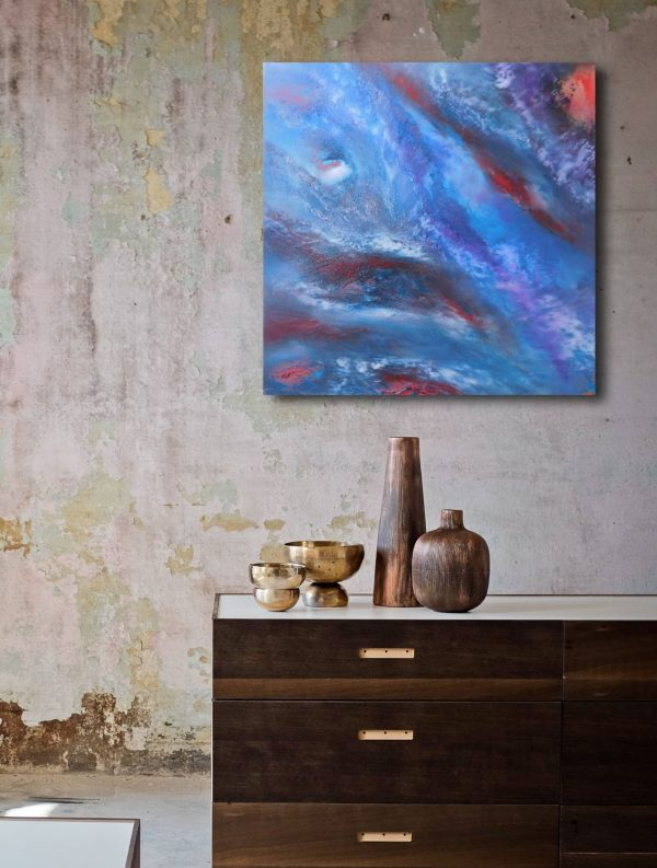 Nebula olio su tela 09-min