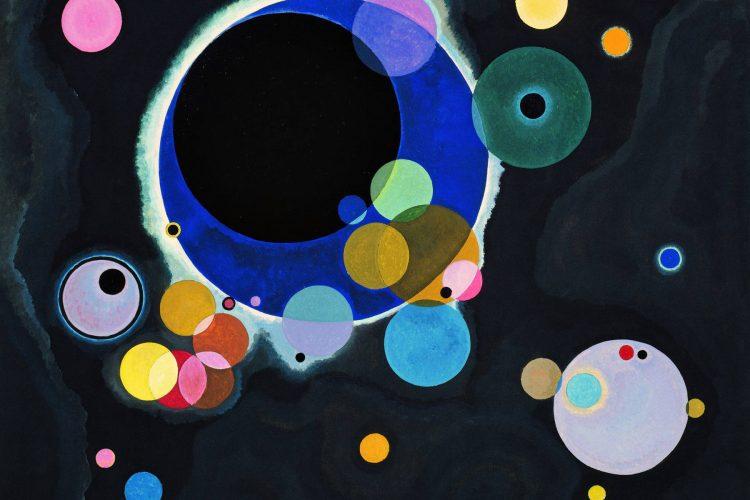 Vassily Kandinsky 1926 Several Circles