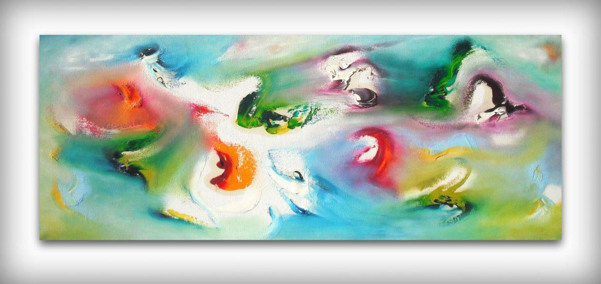nostalgica dipinto originale astratto in vendita online