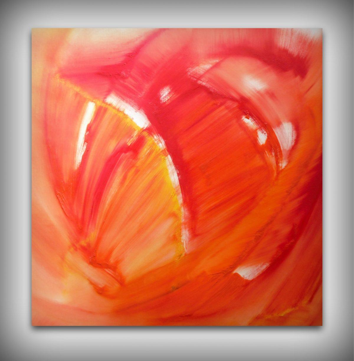 Vela dipinto astratto moderno in vendita online