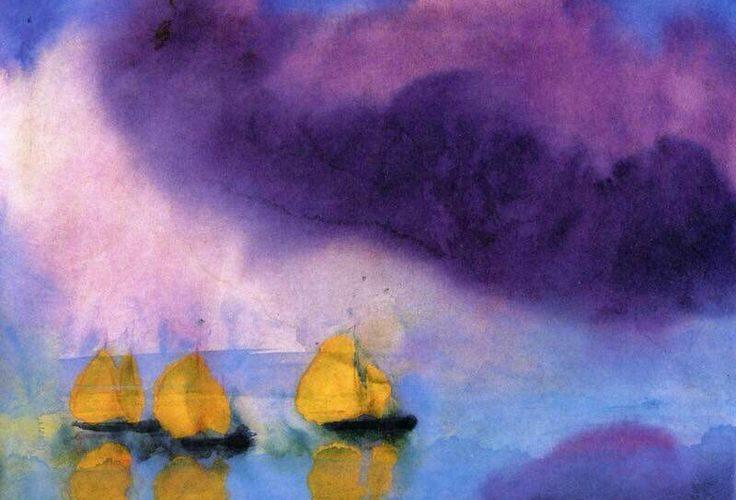 Emil nolde - espressionismo
