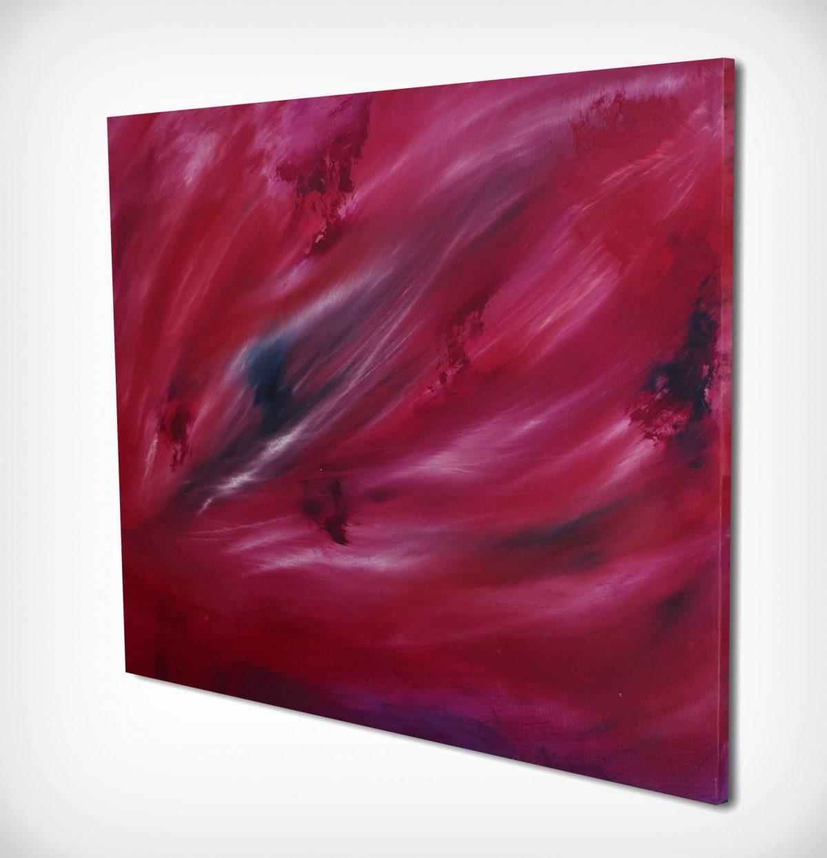 cielo ferito dipinto astratto moderno in vendita online