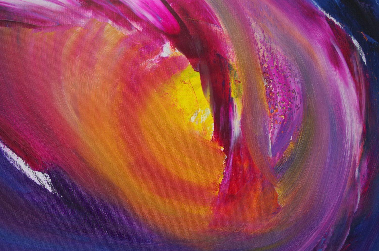 Fairy tale III dipinto originale in vendita online