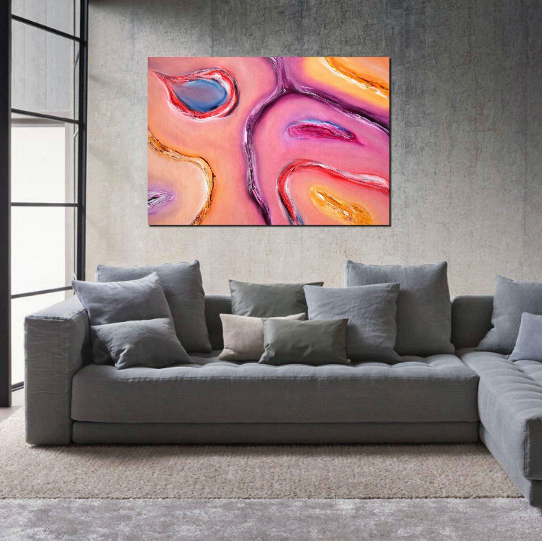 Osmosis quadro dipinto moderno originale astratto