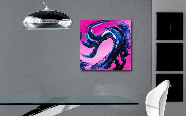 Oblivion II quadro moderno astratto in vendita online