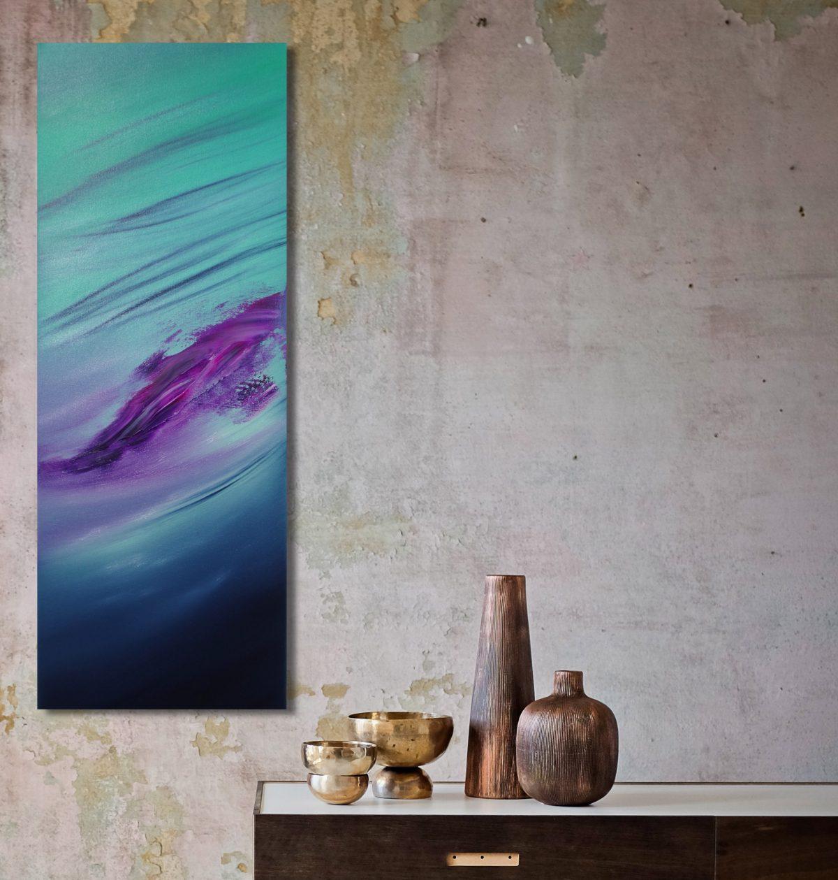 Immensity I quadro dipinto originale astratto in vendita online