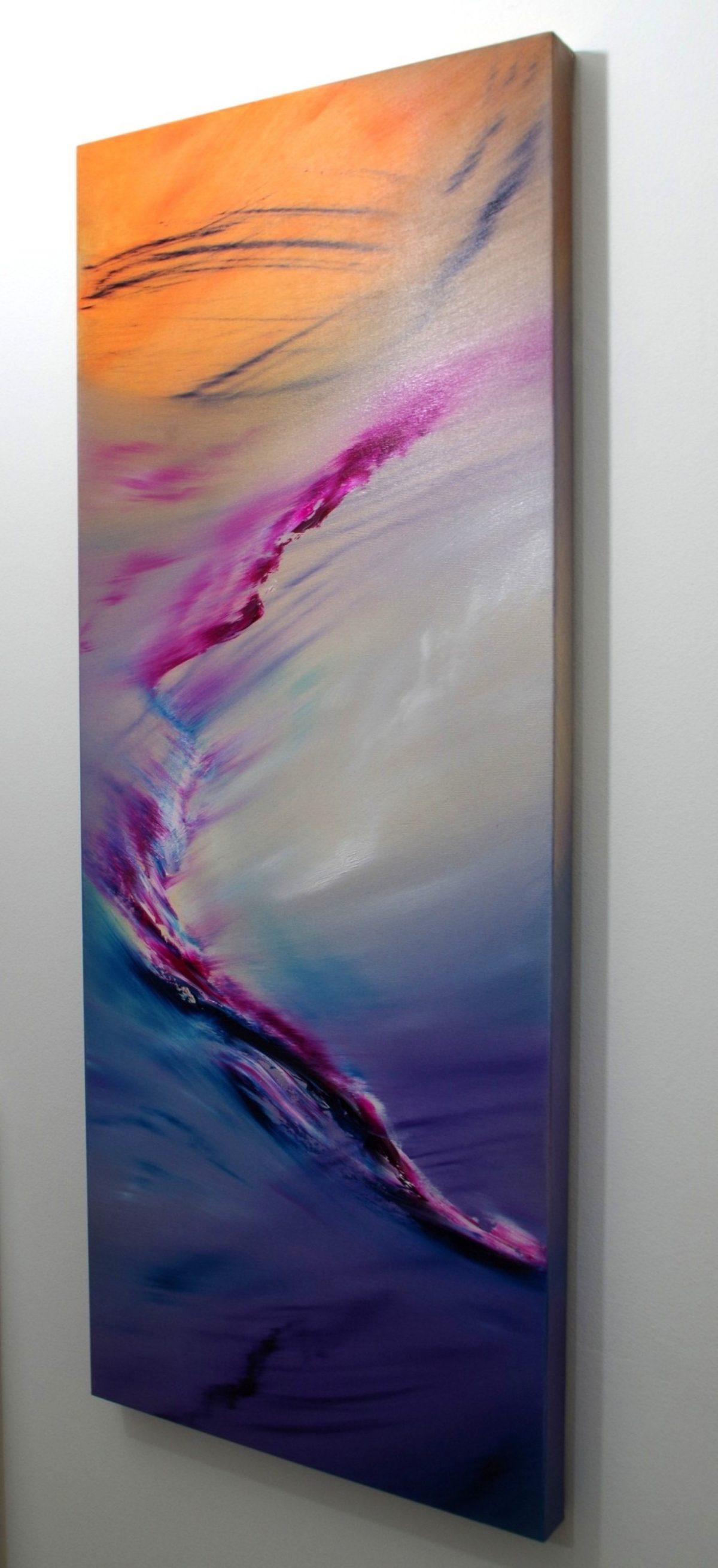 Distracted dream III quadro dipinto originale astratto in vendita online