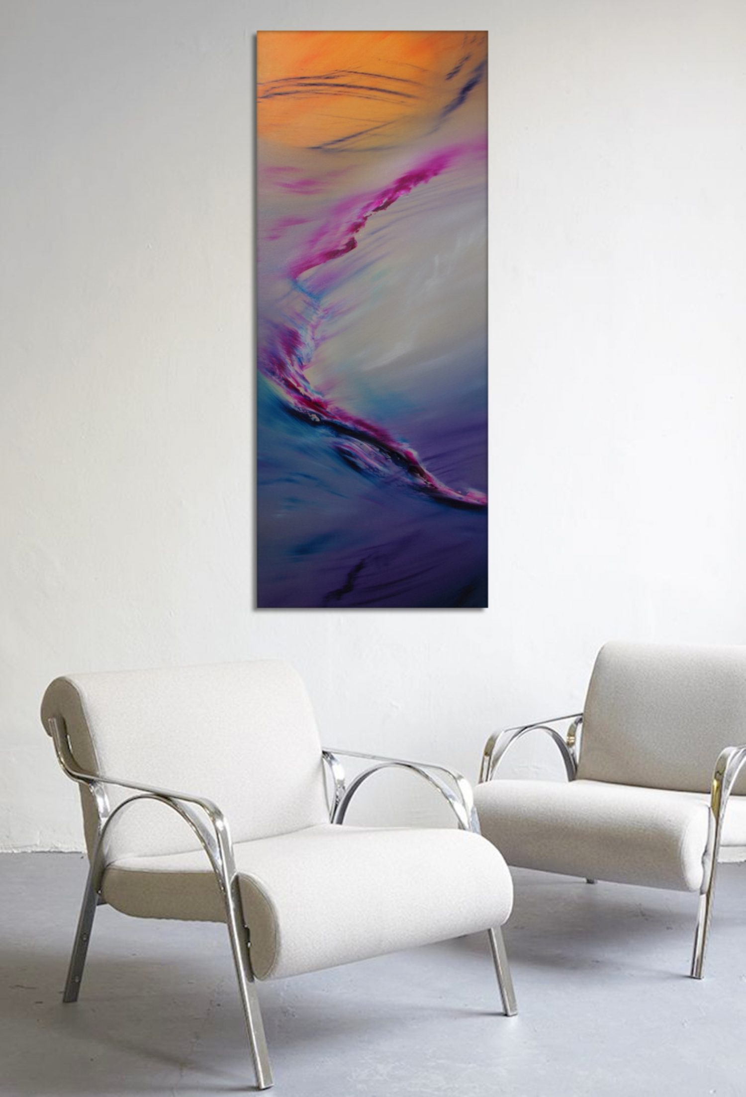Distracted dream III quadro dipinto originale astratto in vendita online