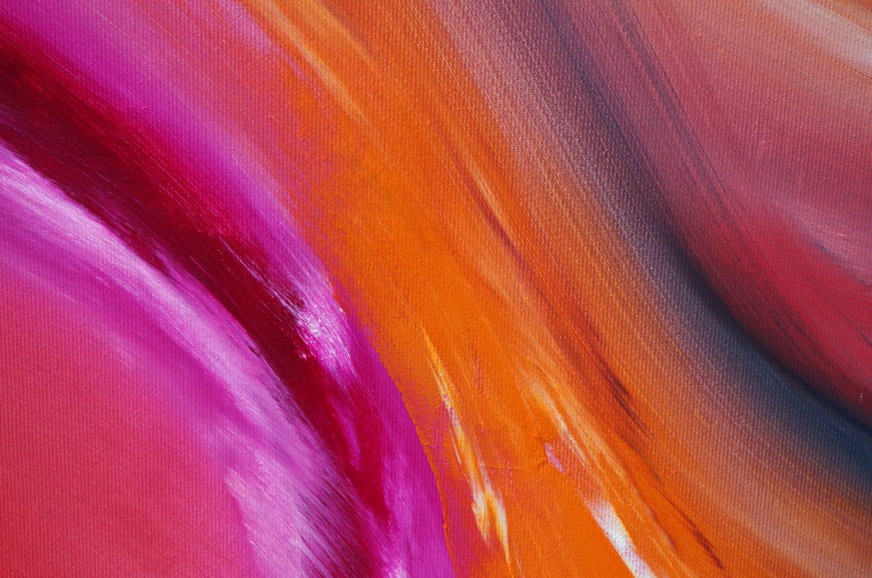 Osmosis II, quadro dipinto originale astratto in vendita online