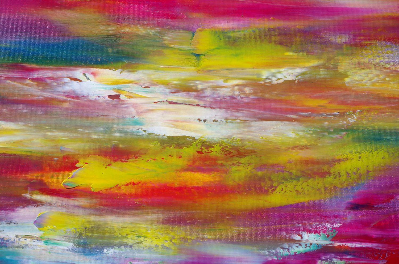 Ailve II 100x70 opera su commissione quadro dipinto moderno astratto in vendita online