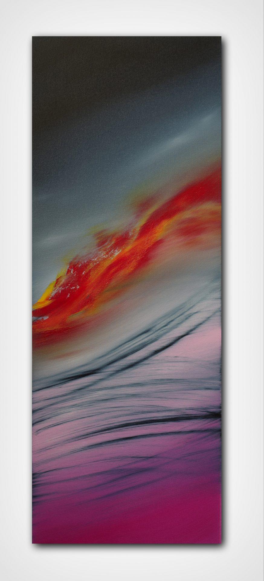 Immensity III quadro dipinto originale astratto in vendita online