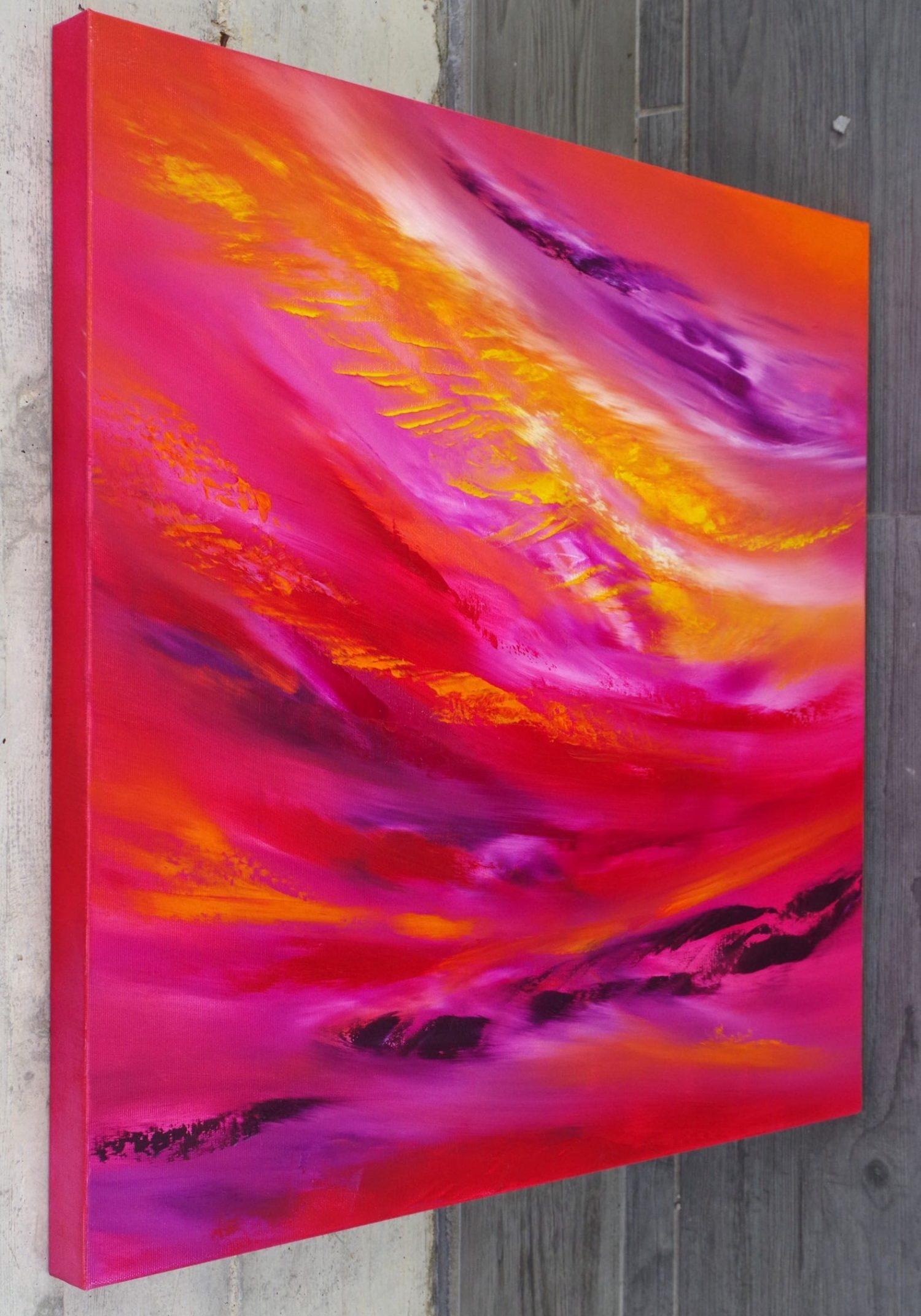 Sky element I dipinto originale in vendita online