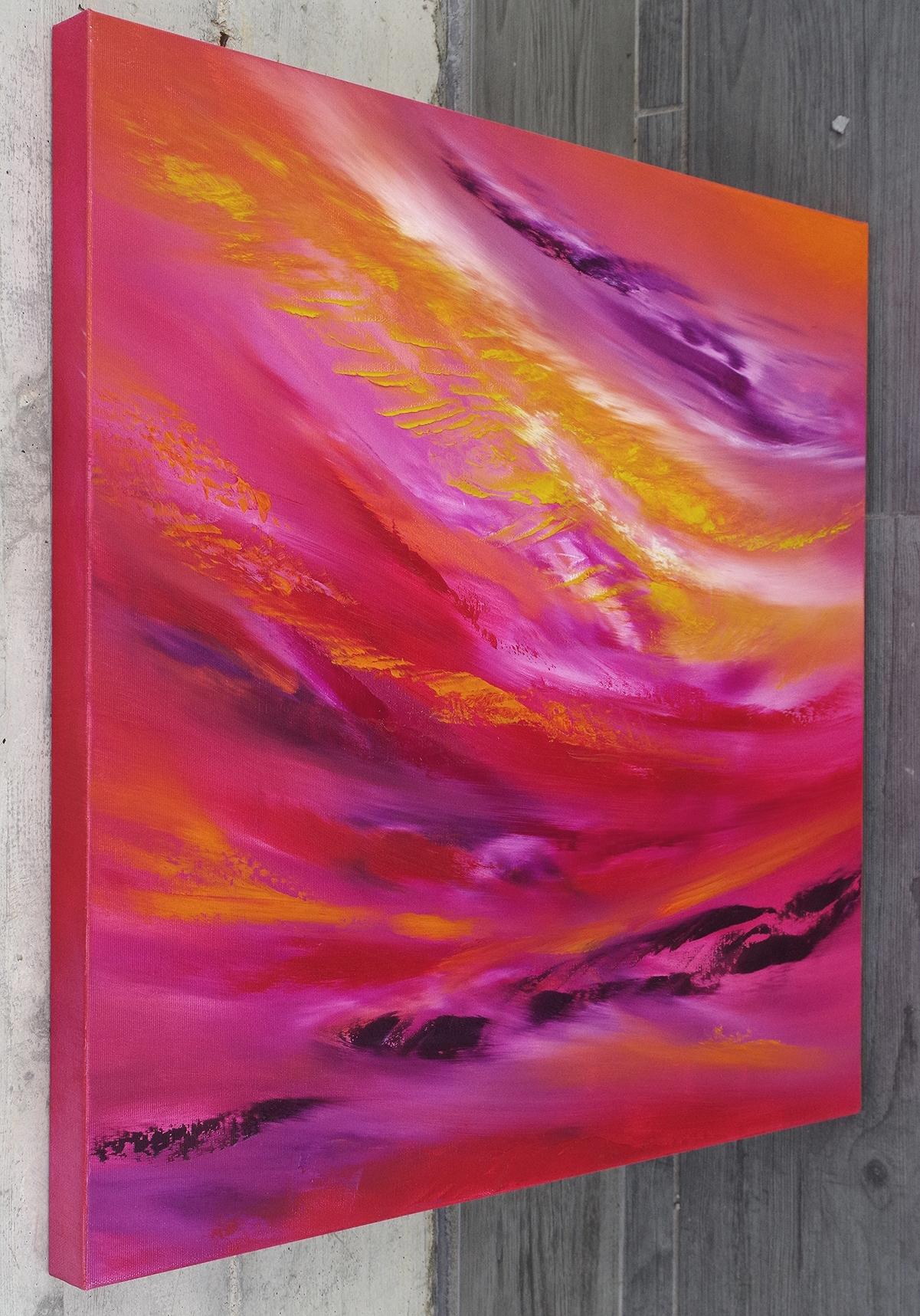 sky element I quadro astratto