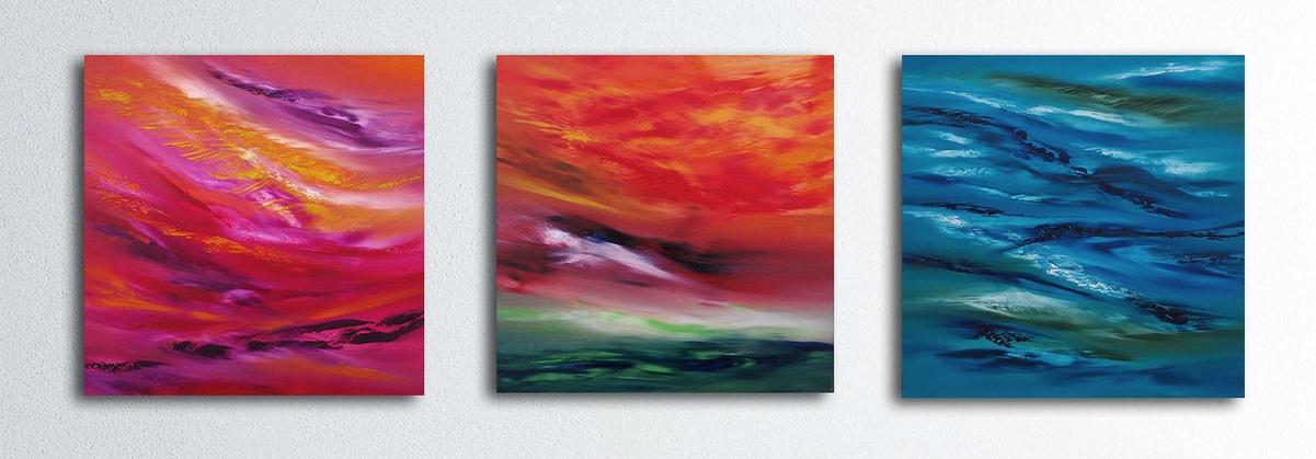 Sky element triptych vendita online