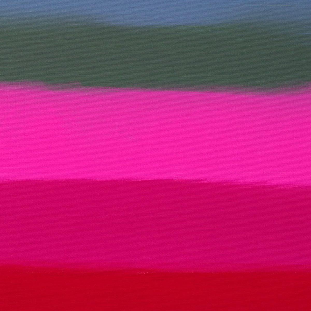 Did you see my rainbow, quadro astratto in vendita online