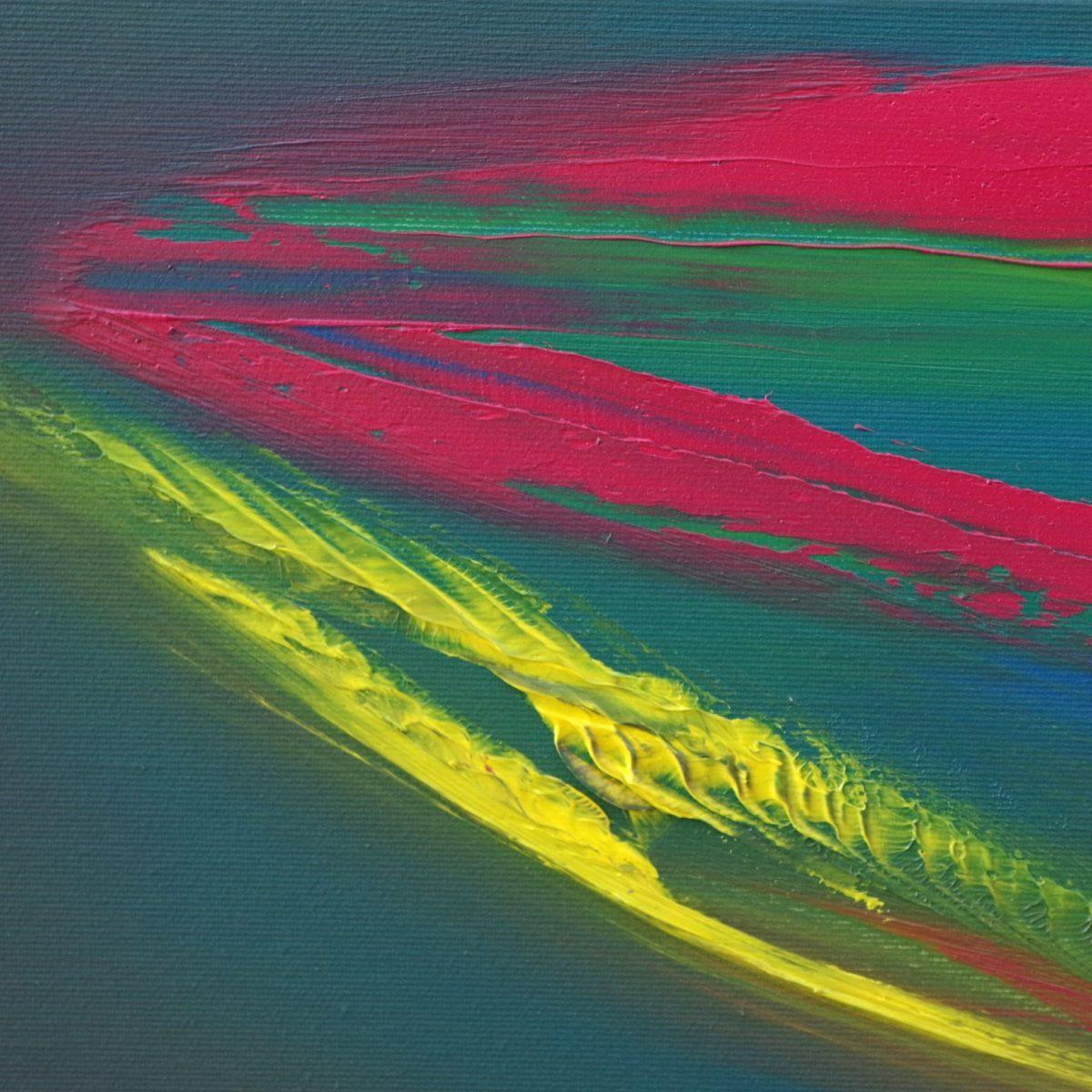 bohème 40X50 olio su tela quadro moderno