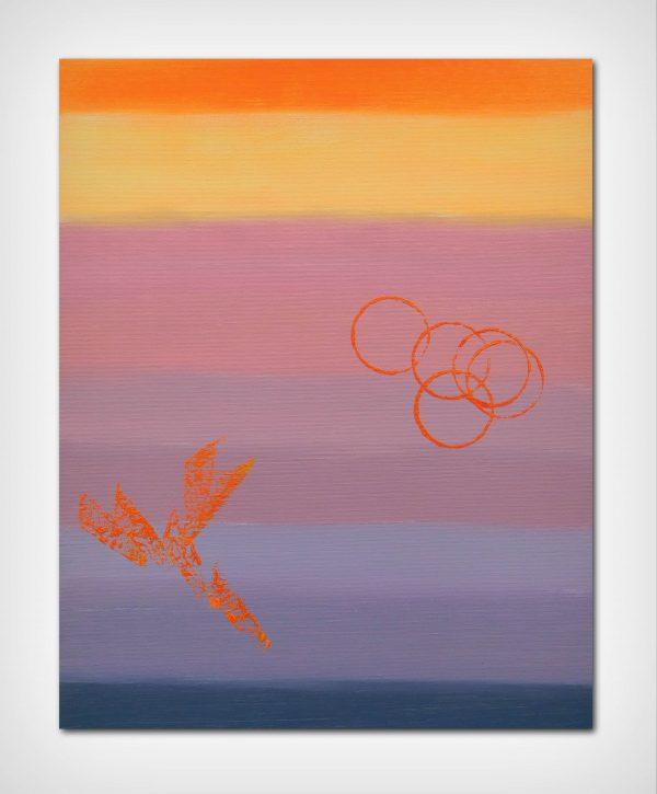 Lucy 40x50 acrilico quadro astratto in vendita onlineLucy 40x50 acrilico quadro astratto in vendita online