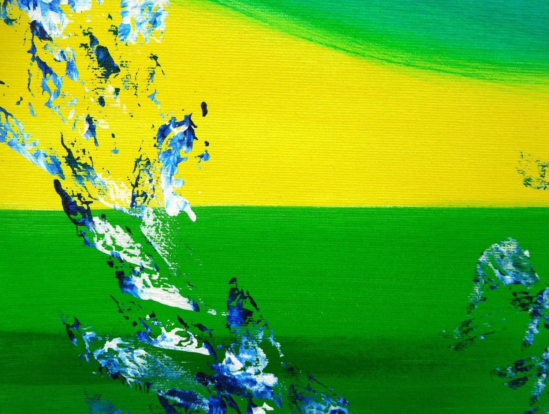 Vivid, 40x50 acrilico quadro astratto in vendita online