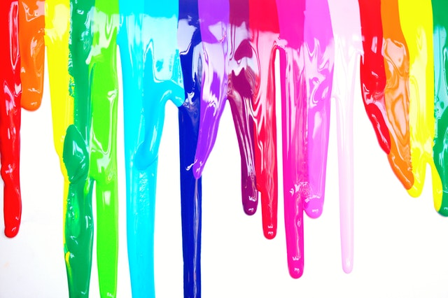 Il colore rispecchia lo stato d'animo, Arcobaleno